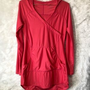 Athleta Wick It Wader Swim Coverup
